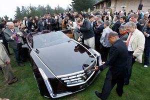 Foto Exteriores (11) Cadillac Ciel Concept 2012
