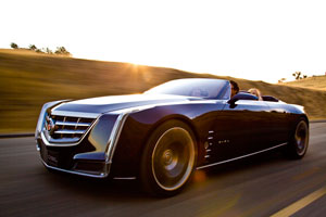 Foto Exteriores (2) Cadillac Ciel Concept 2012