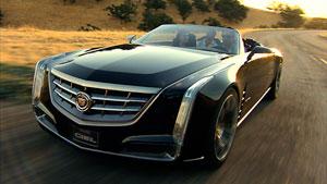 Foto Exteriores (5) Cadillac Ciel Concept 2012