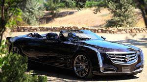 Foto Exteriores (6) Cadillac Ciel Concept 2012