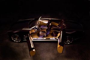 Foto Exteriores (7) Cadillac Ciel Concept 2012