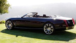 Foto Exteriores (9) Cadillac Ciel Concept 2012