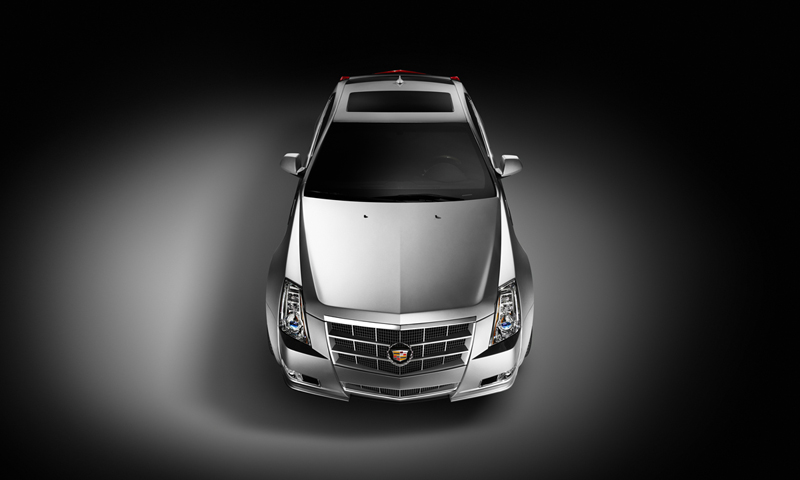 Foto Delantero Cadillac Cts Cupe 2010