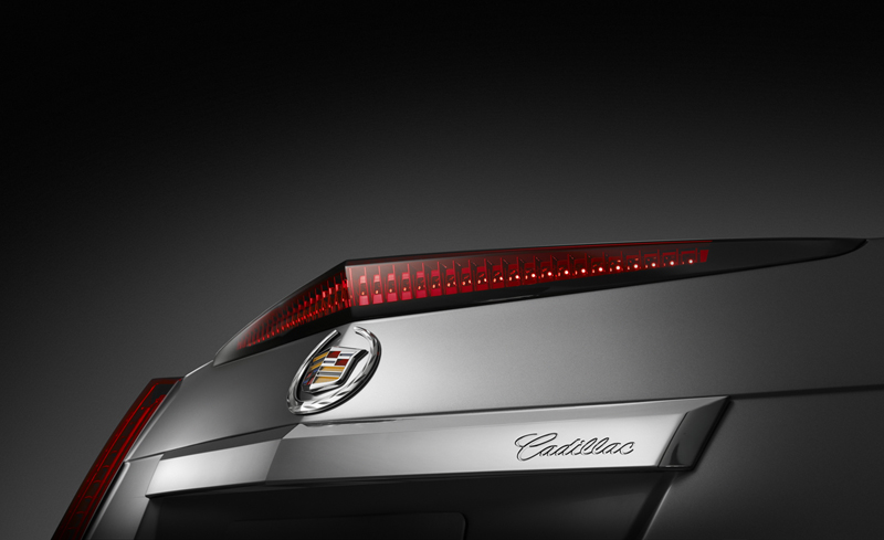 Foto Detalles Cadillac Cts Cupe 2010