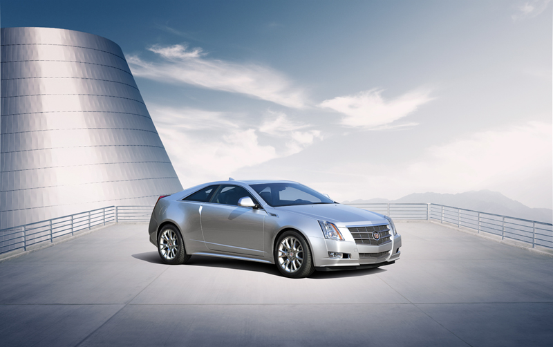 Foto Exteriores Cadillac Cts Cupe 2010