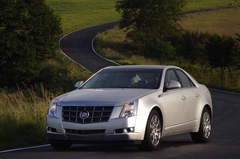 Foto Exteriores Cadillac Cts Sedan 2010