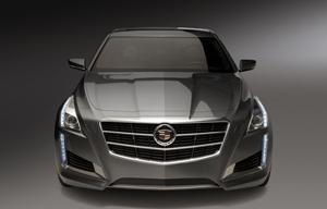 Foto Delantera Cadillac Cts Sedan 2013