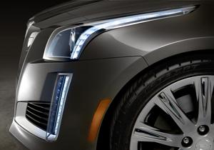 Foto Detalles (3) Cadillac Cts Sedan 2013
