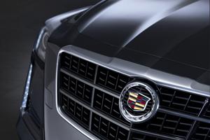 Foto Detalles (4) Cadillac Cts Sedan 2013