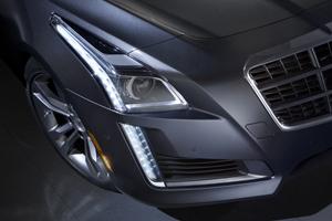 Foto Detalles (5) Cadillac Cts Sedan 2013