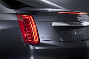 Foto Detalles (6) Cadillac Cts Sedan 2013