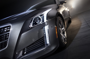 Foto Detalles (8) Cadillac Cts Sedan 2013