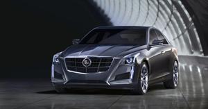 Foto Exteriores (3) Cadillac Cts Sedan 2013