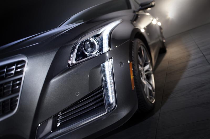 Foto Detalles Cadillac Cts Sedan 2013