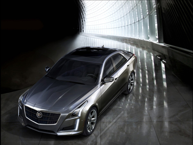 Foto Exteriores Cadillac Cts Sedan 2013