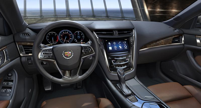 Foto Salpicadero Cadillac Cts Sedan 2013