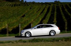 Foto Exteriores (11) Cadillac Cts-sport Familiar 2012