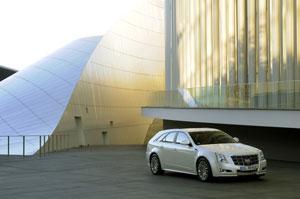 Foto Exteriores (2) Cadillac Cts-sport Familiar 2012