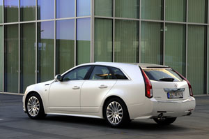 Foto Exteriores (3) Cadillac Cts-sport Familiar 2012