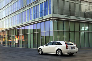 Foto Exteriores (4) Cadillac Cts-sport Familiar 2012
