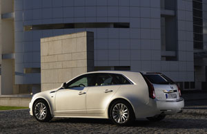 Foto Exteriores (5) Cadillac Cts-sport Familiar 2012