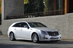 Foto Exteriores (6) Cadillac Cts-sport Familiar 2012