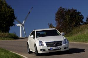 Foto Exteriores (7) Cadillac Cts-sport Familiar 2012