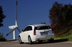 Foto Exteriores (8) Cadillac Cts-sport Familiar 2012