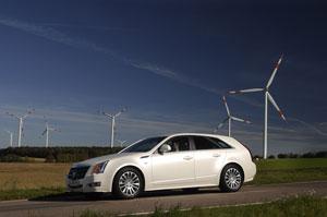 Foto Exteriores (9) Cadillac Cts-sport Familiar 2012