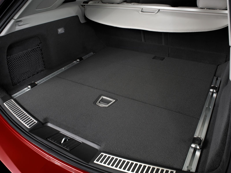 Foto Interiores Cadillac Cts Sport Familiar 2012