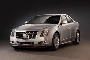 Foto Delantera Cadillac Cts-sport Sedan 2012