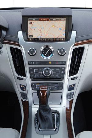 Foto Detalles (4) Cadillac Cts-sport Sedan 2012