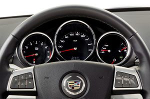 Cadillac Cts-sport 2012