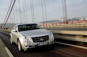 Foto Exteriores (2) Cadillac Cts-sport Sedan 2012