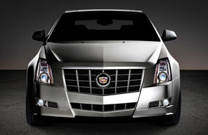 Foto Exteriores Cadillac Cts-sport Sedan 2012