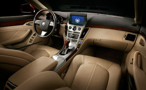 Foto Salpicadero Cadillac Cts-sport Sedan 2012
