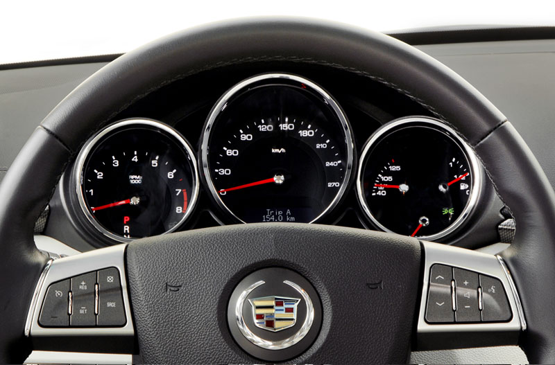 Foto Detalles Cadillac Cts-sport Sedan 2012