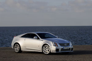 Foto Exteriores (1) Cadillac Cts-v Cupe 2012
