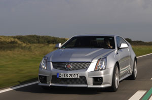 Foto Exteriores (10) Cadillac Cts-v Cupe 2012