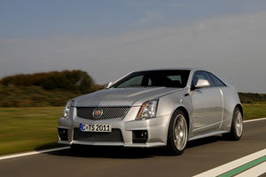 Foto Exteriores (11) Cadillac Cts-v Cupe 2012