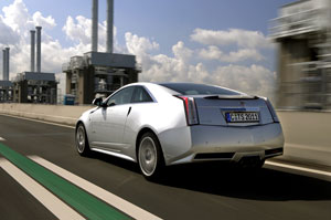 Foto Exteriores (12) Cadillac Cts-v Cupe 2012