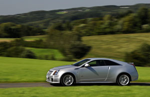 Foto Exteriores (13) Cadillac Cts-v Cupe 2012