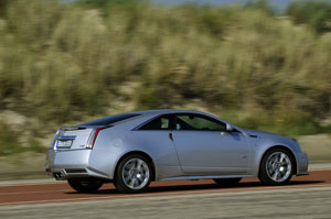 Foto Exteriores (14) Cadillac Cts-v Cupe 2012