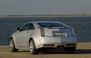 Foto Exteriores (2) Cadillac Cts-v Cupe 2012