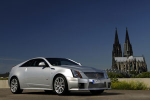 Foto Exteriores (3) Cadillac Cts-v Cupe 2012