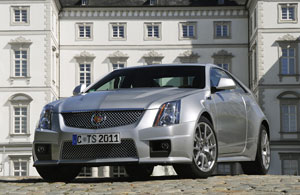 Foto Exteriores (4) Cadillac Cts-v Cupe 2012