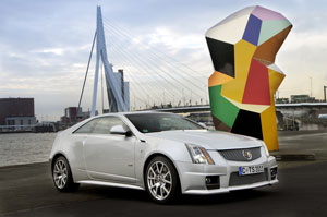 Foto Exteriores (5) Cadillac Cts-v Cupe 2012