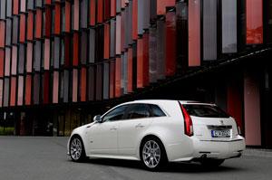 Foto Exteriores (1) Cadillac Cts-v Familiar 2012