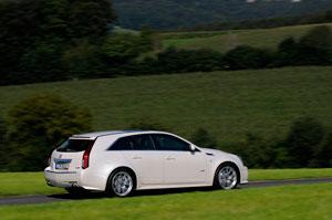 Foto Exteriores (11) Cadillac Cts-v Familiar 2012