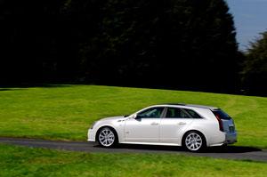 Foto Exteriores (12) Cadillac Cts-v Familiar 2012